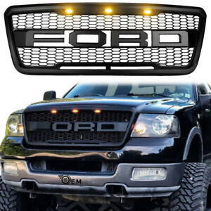 Oem Grille For Ford F150 2004 2008 Pickup Fit 2005 2006 2007 Front Bumper