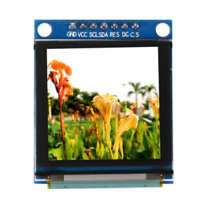 1 5inch Oled Color Display Module 128 128 Ssd135 Serial Peripheral Interface Hq