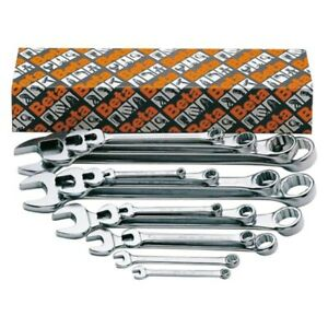 Beta Tools 42 S17 Series Combination Wrench Set