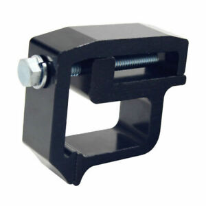 Truck Cap Topper Camper Shell Mounting Clamps Heavy Duty Aluminum Black