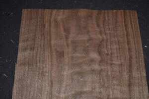 Curly Walnut Raw Wood Veneer Sheets 13 X 46 Inches 1 42nd Thick J7681 49
