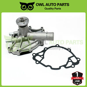 For 1979 1993 5 0 Engine 302 Ford Mustang Water Pump With Gasket Bolt Kit Gt Lx