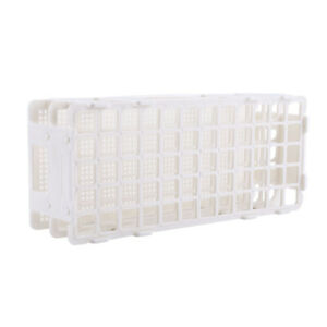Plastic Test Tube Rack 60 Holes Holder Storage Stand 3 Layers 16mm Hole New