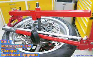 Unlimited Duckhead Upgrade For Harbour Frt Motorcycle Car Manual Tire Changer