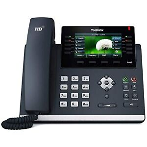 Yealink Sip t46s Ultra elegant Gigabit Ip Phone open Box