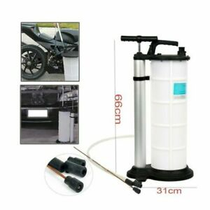 9 Liter Manual Oil Changer Vacuum Fluid Extractor Pump Tank Remover Us Free Ship