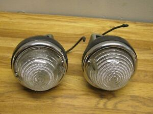 Vintage Guide F45 B29 Reverse Back Up Lights Buick Chevy Pontiac 1949 53