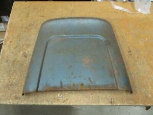1967 67 Chevelle Ss Gto 442 Gs Nova Impala Rh Bucket Seat Metal Back