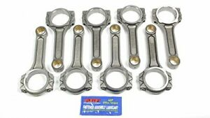 Fsi6385 Eagle 4340 Forged I Beam Connecting Rods Bb Chevy 454 496 6385 Length