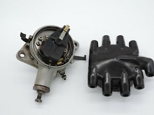 Vintage Ford Flat Head 8 Crab Style Distributor Hot Rod Rat Rod Excellent