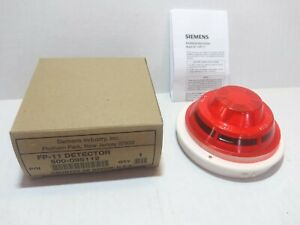 Siemens Fp 11 Intelligent Fireprint Smoke Detector New In Box