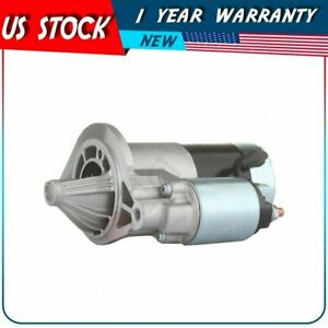 New Starter For Jeep Grand Cherokee 4 0l 4 0 2003 2004 17879 280 4178c Us Stock