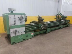 30 X 210 Summit Model 30 4 200 Geared Head Engine Lathe Ybm 14146
