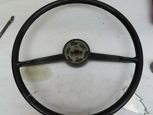 Nos 1952 1953 Ford Mainline Steering Wheel D 1 5