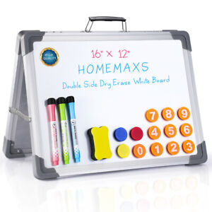 Magnetic Whiteboard 16 X 12 Inch Dry Erase White Board Wall Hanging Board A type