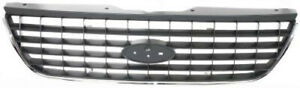 Cpp Gray Grill Assembly For 2002 2005 Ford Explorer Grille