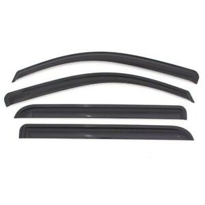 Avs 02 10 For Ford Explorer 4 Door Ventvisor Outside Mount Window Deflectors 4