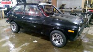 4 Speed Manual Transmission For 1978 1980 Ford Fiesta