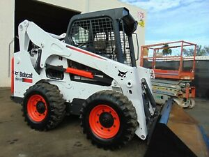2018 Bobcat S 740 Turbo Big 74 Hp Tier Iv no Def Required New Tires Today
