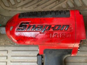 Snap On Tools Mg1250 3 4 Heavy Duty Air Impact Wrench