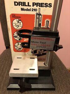 Dremel Moto tool Drill Press Model 210