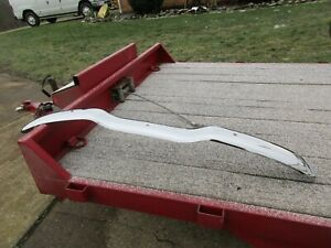 1941 1948 Chevrolet Sedan Delivery Re chromed Rear Bumper