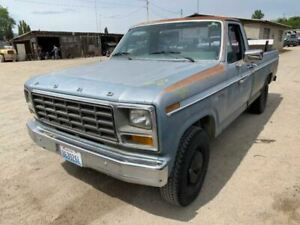 Front Bumper Chrome Without Pad Fits 80 86 Bronco 608394