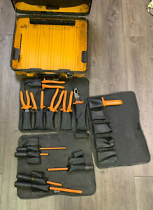 Klein Electrical Tools 1000v Insulated As Is