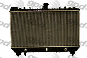 Radiator Fits 2010 2011 Chevrolet Camaro Global Parts