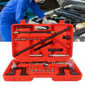 Cylinder Head Service Tool Kit Vehicle Repairing Hand Tools For 8 16 24 Valve