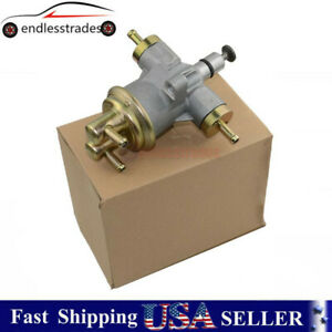 Fuel Transfer Lift Valley Pump For Ford Powerstroke 7 3l F250 E350 F6tz9350a Us