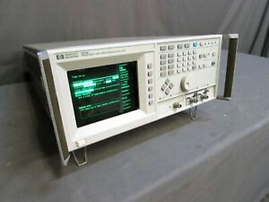 Tested Hp 5371a Frequency Time Interval Analyzer