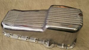 Spectre 4989 Sbc Aluminum Engine Oil Pan 1986 And Up Small Block Chevy