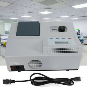 Digital Visible Spectrophotometer 350 1020nm Laboratory Equipment Spectronic