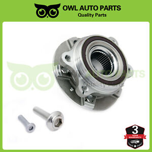 Front Rear Left Or Right Wheel Hub Bearing Assembly Fits Audi A4 A5 A6 A7 A8