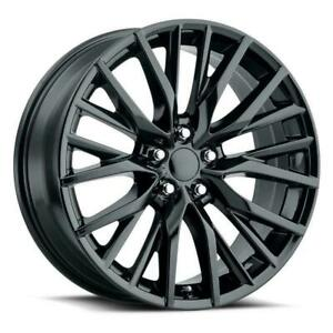 18 Lexus Rx F Sport Style Gloss Black Wheels 18x8 35 5x114 3 Set Of 4