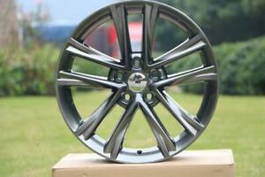19 Lexus Is F Sport Style Metallic Wheels 19x7 5 35 5x114 3 Set Of 4