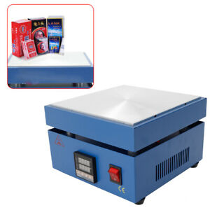 Led Microcomputer Electronic Hot Plate Soldering Preheat Preheating Station 850w