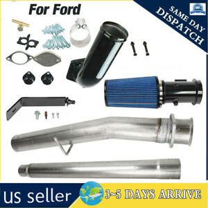 For Ford Powerstroke 6 4l 08 10 4 Cat dpf Pipe egr Kit air Intake Kit