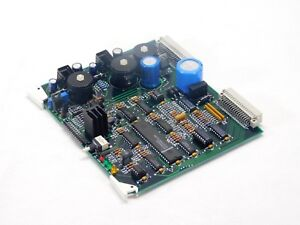 Oem New Tokheim 421087 3 Premier B C Interface Board
