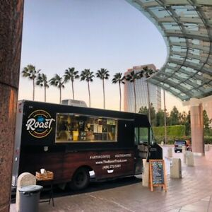Coffee Truck Food Truck Mobile Cafe Coffee Catering Los Angeles