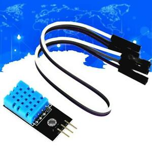 Dht11 Temperature And Relative Humidity Sensor Module Hot Sale