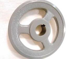 7 6 95 V Belt Pulley For 1 2 Wide Belt All Bore Sizes New Cast Iron Ak71