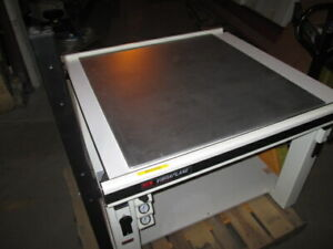 Kinetic Systems Vibraplane Vibration Isolation Table 9101 01 21