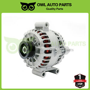 New Alternator For Ford Mustang 4 0l V6 2005 2006 2007 2008 8437 4r3t 10300 Aa
