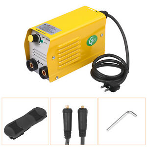 110v 200a Mini Electric Welding Machine Igbt Dc Inverter Arc Stick Weld er B2x5