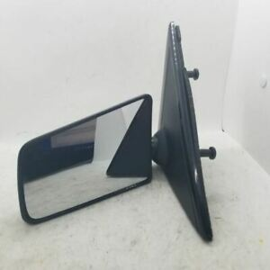 Driver Side View Mirror Manual Fits 94 95 S10 s15 sonoma 1297