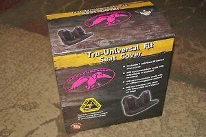 New Hatchie Bottom Duck Commander Dynasty Universal Pink Truck Bench Seat Cover