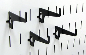 Wall Control 10 hl 102 B 2 7 8 Long Reach Slotted Pegboard Hook Pack For Wall