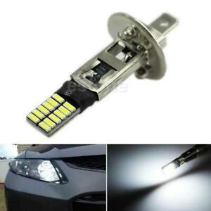 Universal Auto Hid 3014 H1 Led Replacement Bulbs Fog Lights Replacement